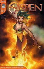 comics  Aspen   N° 9