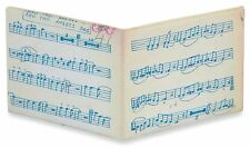 Dynomighty MUSIC SHEET and the angels sing/goodman MIGHTY WALLET tyvek DY-539