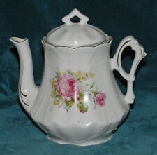 LOVELY ANTIQUE TEAPOT! RS PRUSSIA?? GERMANY? FROM ESTATE SALE
