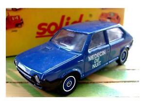 1/43 Solido Fiat ritmo Ambulance