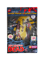 McFarlane Toys The Walking Dead: Lurker Zombie 2 pack Action figures