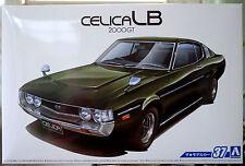 1970 TOYOTA CELICA LB 2000 GT 1:24 Aoshima 053195
