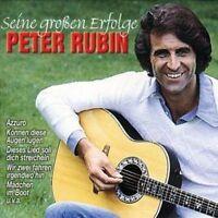 Peter Rubin Seine großen Erfolge (15 tracks, 1969-80/2002, Polydor) [CD]