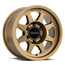 17x8.5 Method MR701 Method Bronze Wheels 8x6.5 (0mm) Set of 4