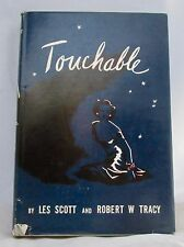"Touchable Arco 1951 Les Scott  and ""Robert Tracy"" aka Alvin Schwartz Pulp Novel"