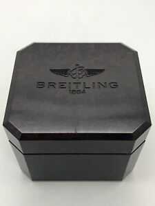 Breitling Genuine watch box case No outer box Color Brown B0703007