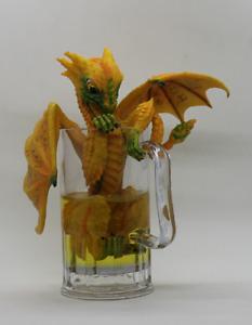 Beer Dragon - Bier Drache im Glas - Stanley Morrison Fantasy Drache