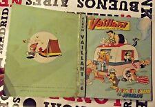 VAILLANT Album relié 934 au 942 Bison Trains Arthur Pif Chasse Reportage 1963