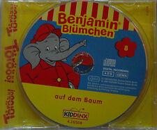 Benjamin Blümchen 8 auf dem Baum CD