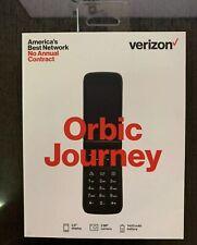 New listing Verizon Prepaid Orbic Journey V 4G Lte Flip Phone Black Orb2200Lbvzpp - New