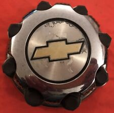 Chevrolet Silverado Avalanche Suburban 2500 HD Truck Chrome Wheel Center Cap OEM