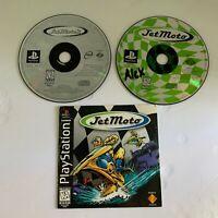 Jet Moto Lot: Jet Moto 1 & Jet Moto 2 (Sony PlayStation 1, 1997.1999)