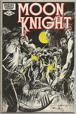 Moon Knight #21 : Vintage Marvel comic book from July 1982