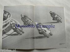 MS7107-WEGRACE DERBI POSTER,LAVERDA,ISLE OF MAN TT,