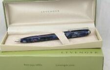 Levenger True Writer Starry Night & Chrome 0.7mm Pencil - New In Box - 2008