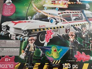 + Playmobil 70170 Ghostbusters Ecto 1 mit Licht und Sound+