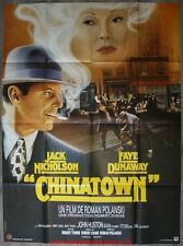 CHINATOWN Affiche Cinéma / Movie Poster 160x120 ROMAN POLANSKI