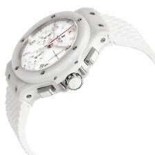 Hublot Aspen White Dial Rubber Automatic Mens Watch 342.CH.230.RW