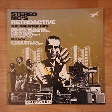 Stereo Mcs Promo Poster Ultra Rare
