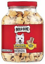 Milk-Bone 40 Oz. Crunchy Bone Marrow Dog Treats jar