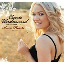 CARRIE UNDERWOOD SOME HEARTS CD NEW