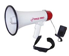 New Pyle PMP40 Professional Megaphone / Bullhorn w/Siren and Handheld Mic