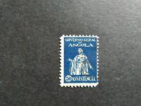 PORTUGAL ANGOLA 50 C. 1929 GOVERNO GERAL DE ANGOLA, ASSISTENCIA STAMP