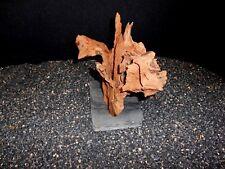 New listing Mounted Driftwood For Fish Aquariums Reptile Garden Terrarium Display Plants