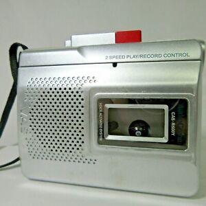 VAS CASSETTE RECORDER CAS-R600Y Vintage Player NOT WORKING