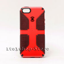 Speck Products CandyShell Grip Case for iPhone 4/4S Carrying Case Pomodoro Black