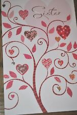 Bella Greetings 11728 VSI--Happy Valentine's Day, Sister--Valentine's Day Card