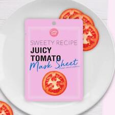 Cathy Doll Sweety Recipe JUICY TOMATO Mask Sheet Pinkish Radiant Complexion 25g.