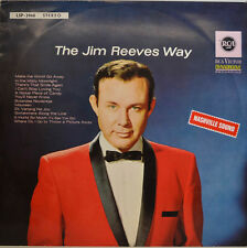 "JIM REEVES - THE JIM REEVES WAY - RCA LSP 2968 12"" LP (X 164)"