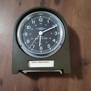 Wempe Chronometerwerke Hamburg Bund UHR 990/736 From 12/82