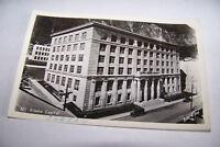 Rare Vintage RPPC Real Photo Postcard 1930-1950 Alaska Juneau Classic Cars Mtns