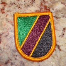 AIRBORNE BERET FLASH, SPECIAL OPERATIONS SUPPORT COMMAND