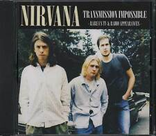 Nirvana - Transmission Impossible Rare CD [CD New] Limited Edition Import 500