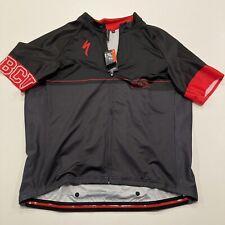 Specialized S1 Pro Jersey Men's XXL SBCU Black Short Sleeve NWT