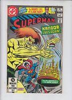 DC Comics Superman Comic No 371 - May 1982