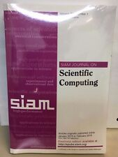 SIAM Journal On Scientific Computing January 2015 to Feb 2015  Vol 37 #1    NEW