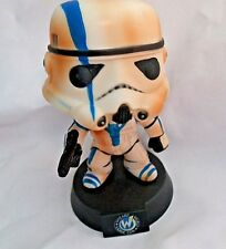 CUSTOM BOBBLE HEAD ROUGE ONE- LTD. ED. BY KOOL 51 COMIC CON  EXCLUSIVE 1/70
