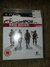 PS3 OPERATION FLASHPOINT Red River BRAND NEW FACTORY SEALED Playstation 3 Game