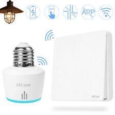 WiFi Smart Remote Light Bulb Socket Adapter Wireless Switch Google Home Alexa