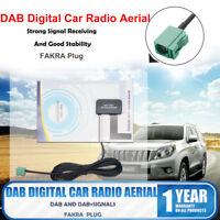 Universale Montaggio Autoradio DAB/DAB+ Digitale Antenna Antenna fakra plug