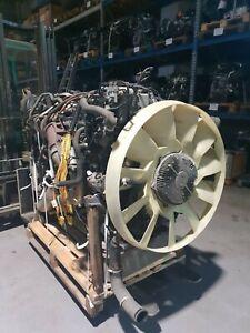 Motor MAN D2676 LF25 TGS TGX 480PS Euro6 350 Tkm Komplett