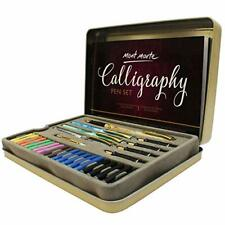 Calligraphy Pens Set by Mont Marte Best Calligraphy Set for Beginners&Kids-33.