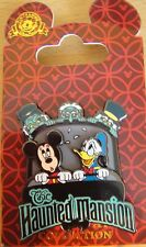 Disney Park Collection-Haunted Mansion Mickey&Donald & the Hitchhiking Ghost-NOC