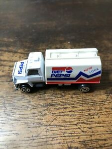Pepsi Diet Pepsi New Look Diecast Vehicles M1