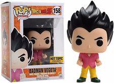 Funko Pop Animation Dragon Ball Z Vegeta BADMAN Vinyl Action Figure