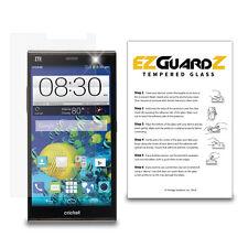2X For ZTE Grand X Max EZguardz Premium Tempered Glass Screen Protector